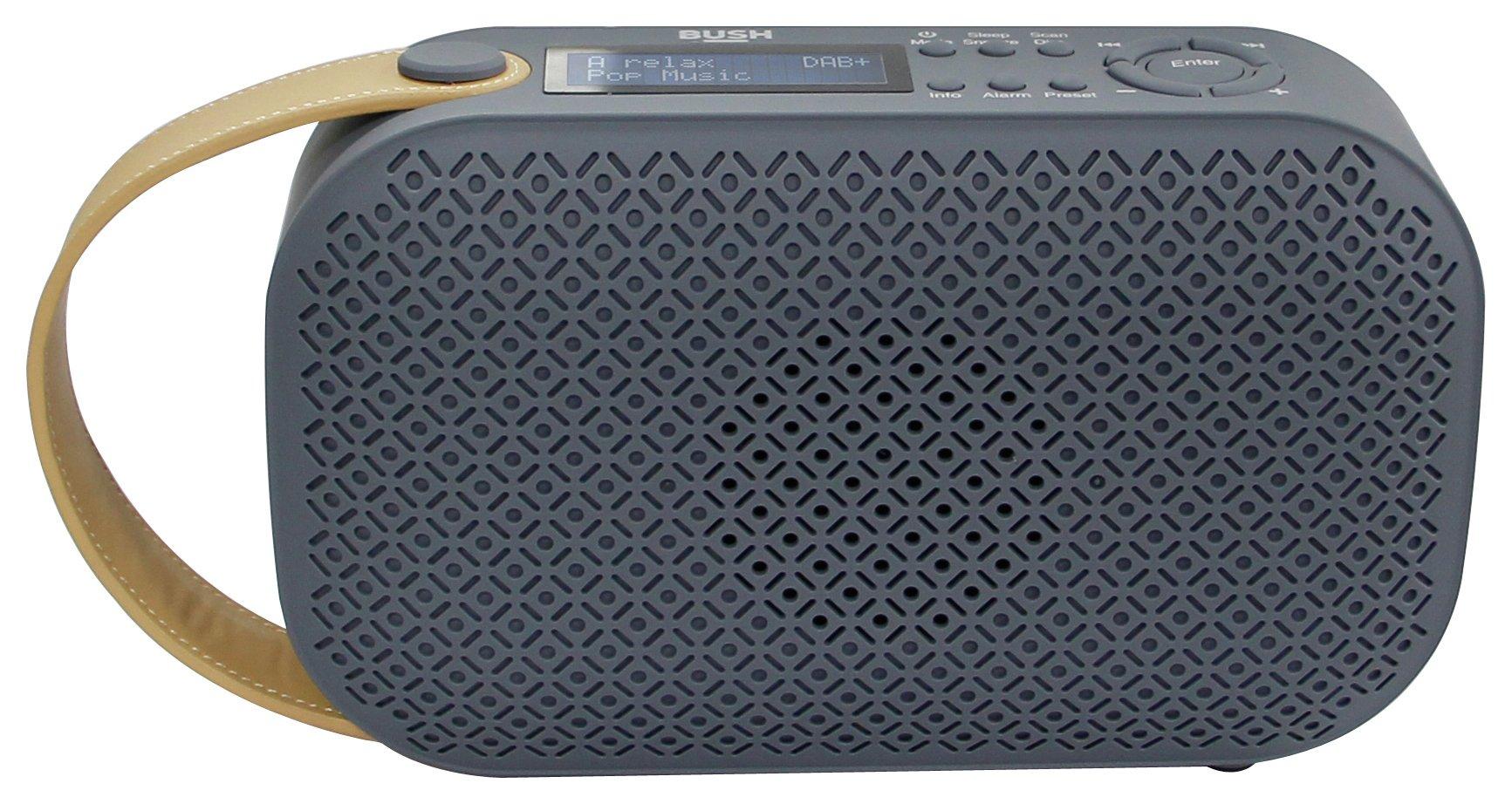 'Bush - Mono Dab Radio - Grey