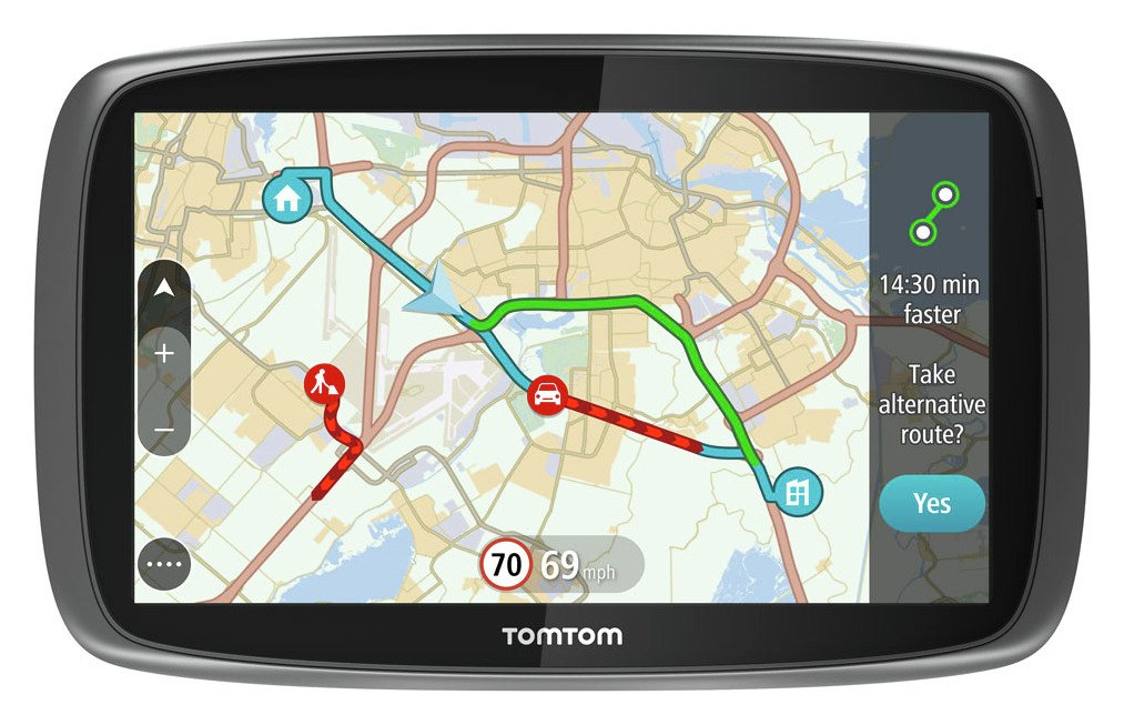 tomtom-sat-nav-go-5100-world-maps-digital-traffic-case-charger