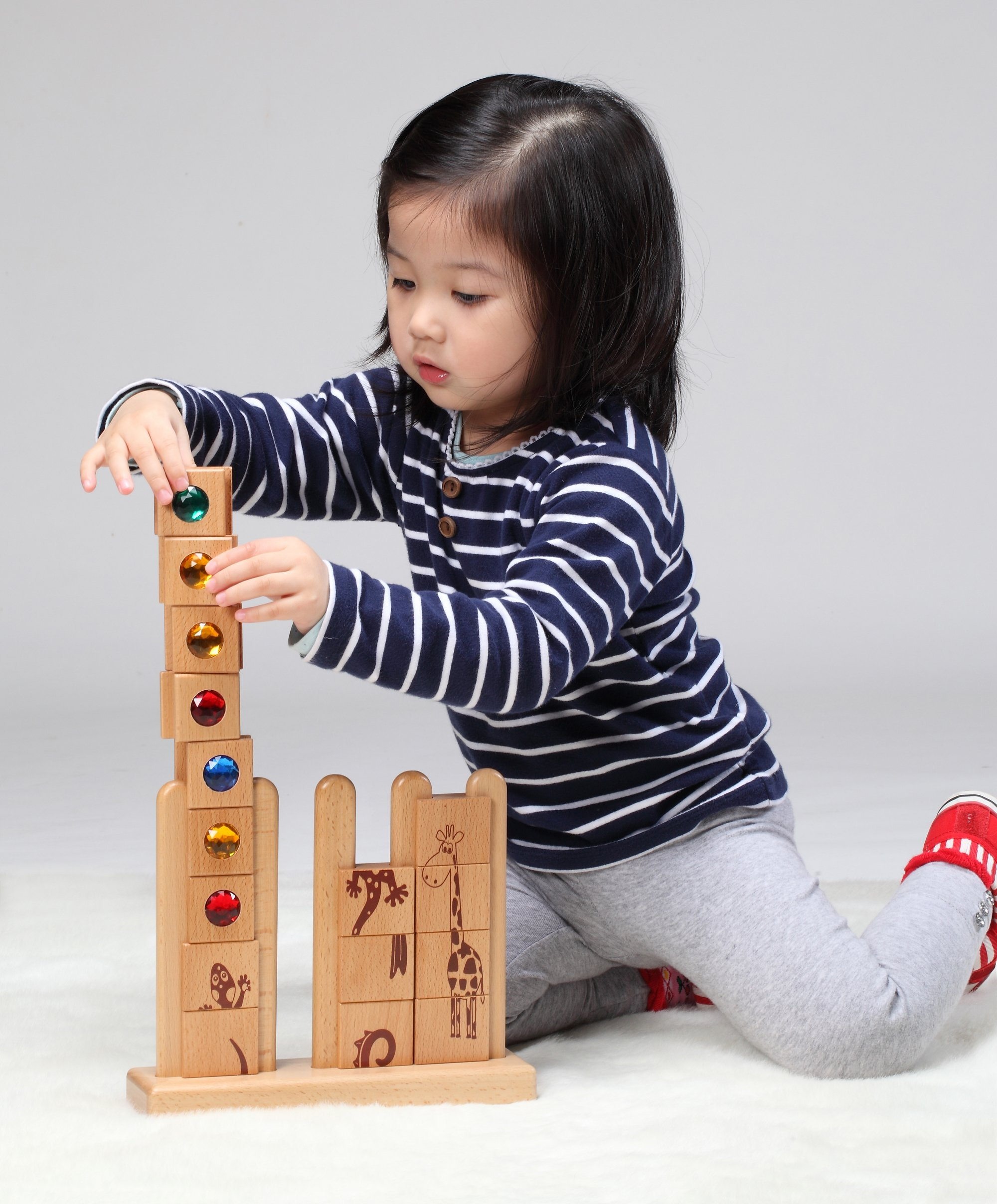 Image of GoGo Toys Gems N Pets Pattern Game.