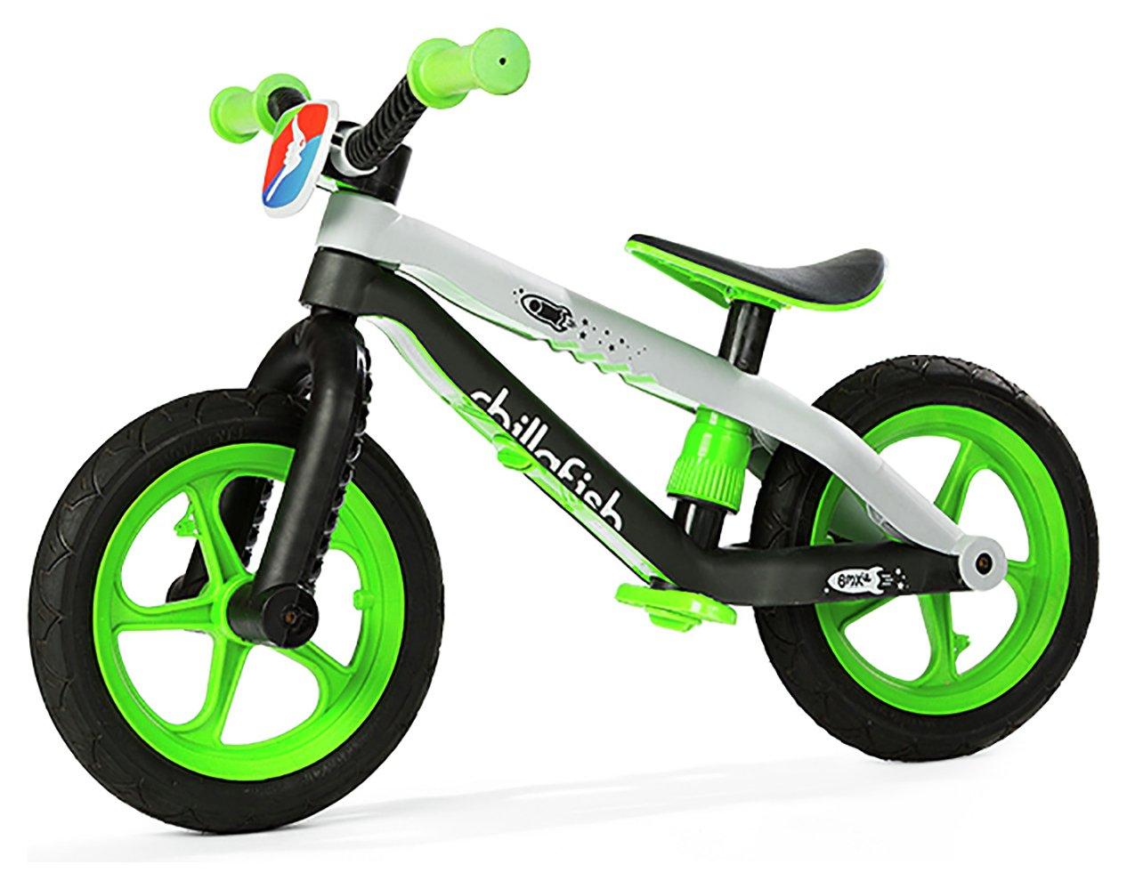 Image of BMXIE - Lime Balance - Bike