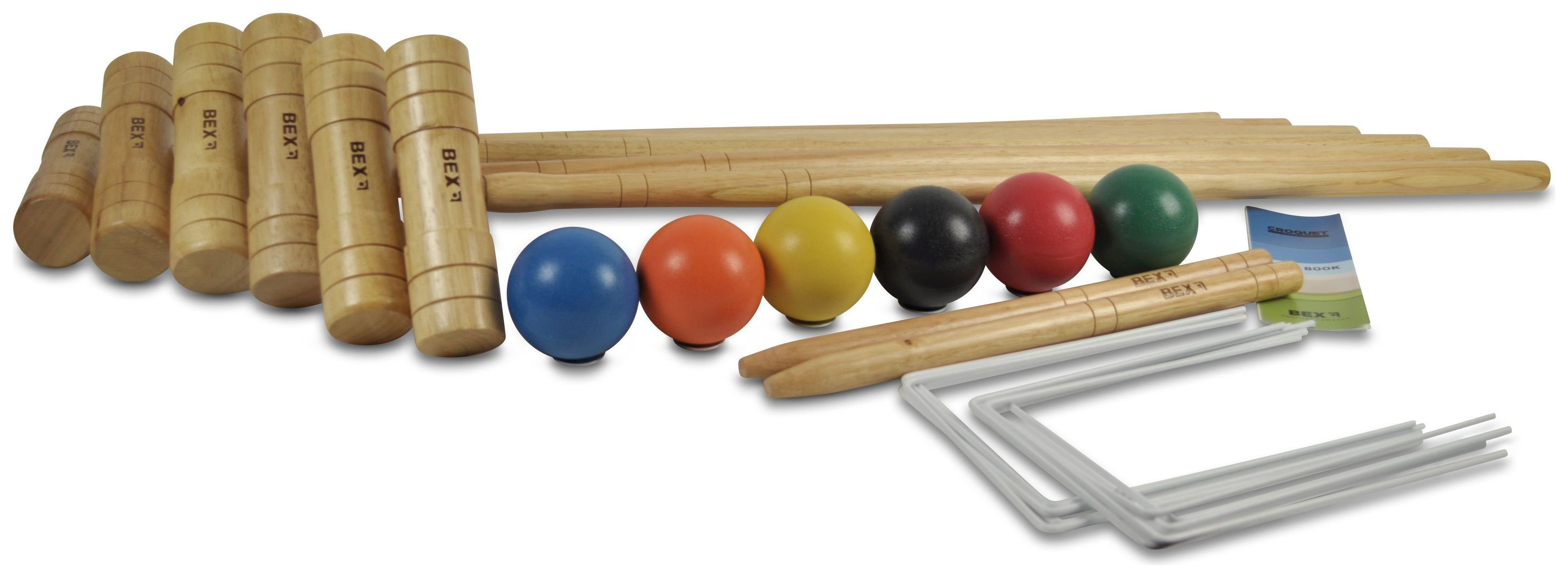 Image of Croquet Pro 6 Mallet.