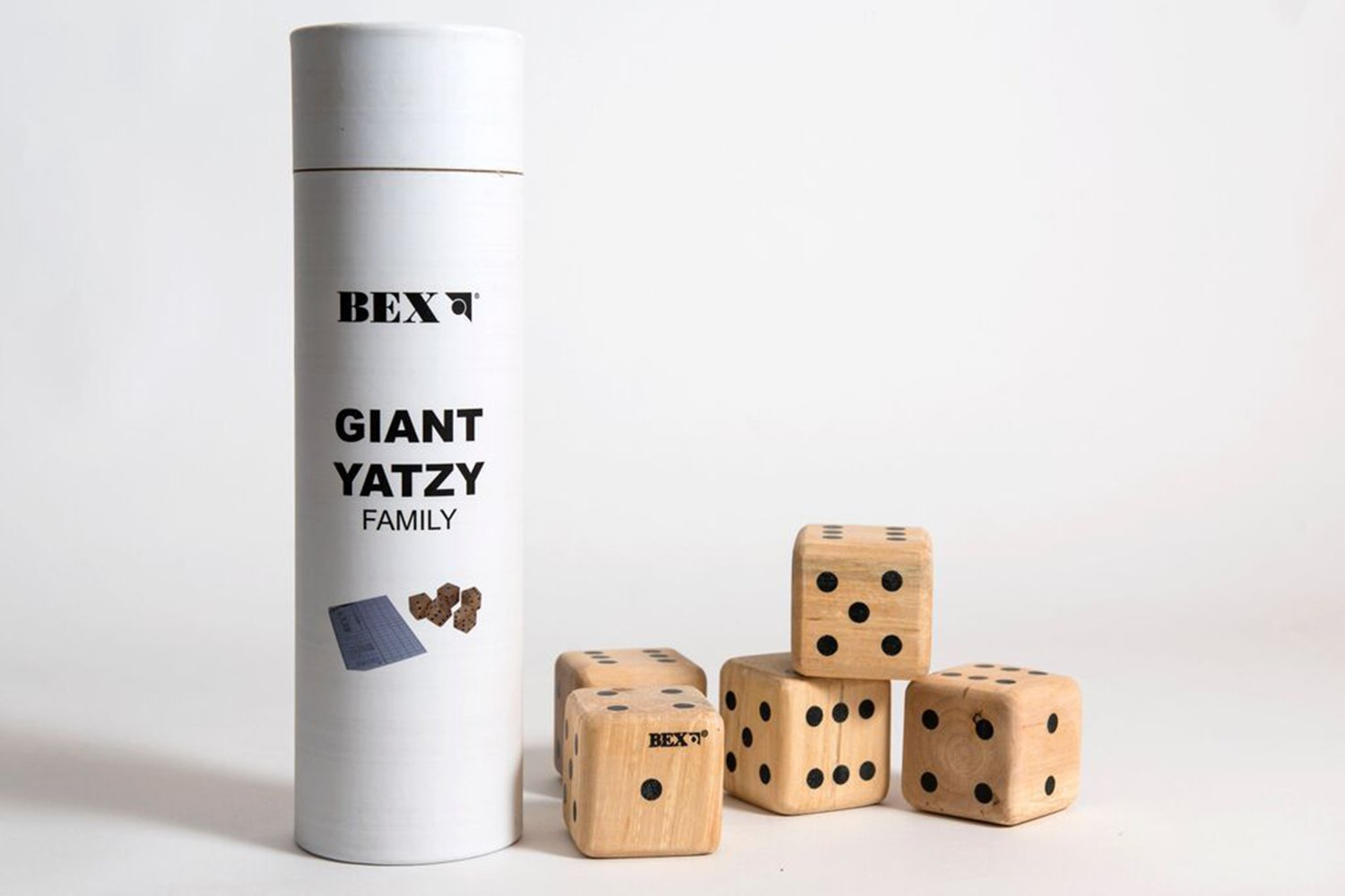 Image of Bex Giant Yatzy Family Game.