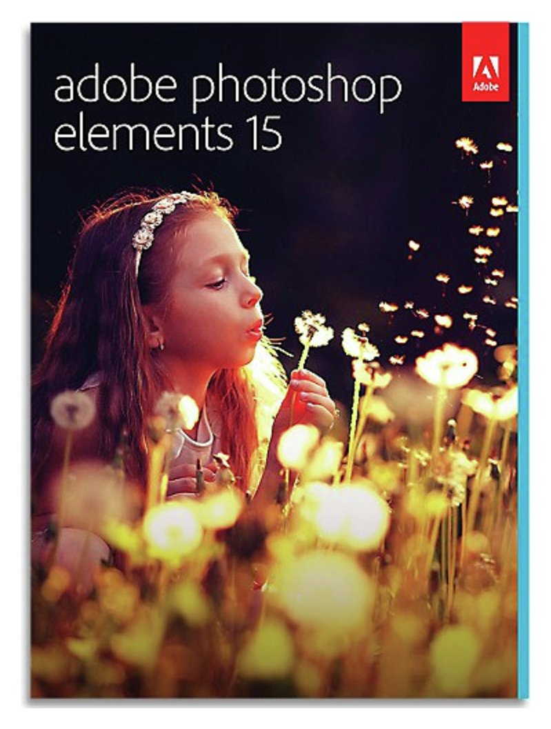 Image of Adobe Photoshop Elements 15 - 12 Month License.