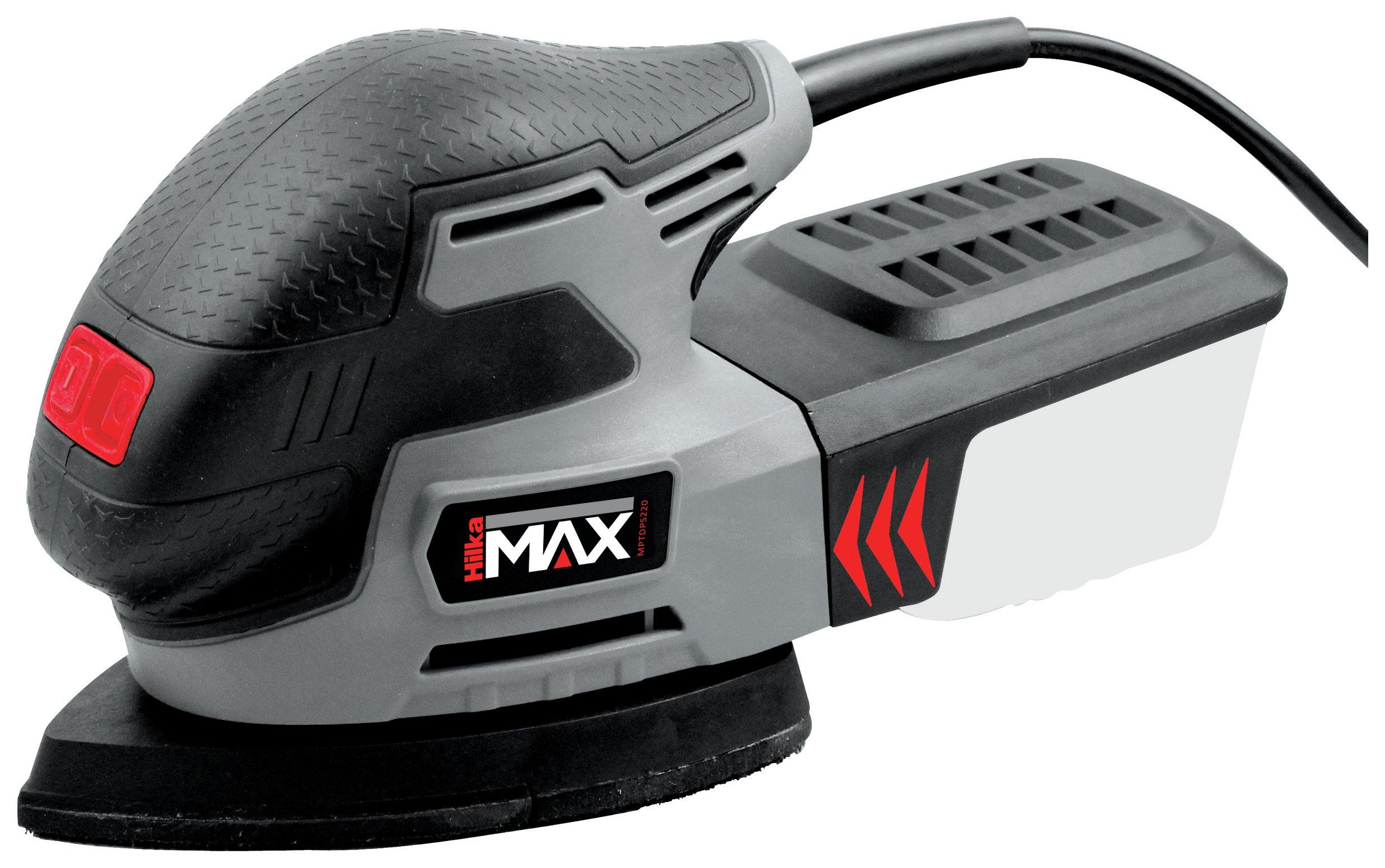 Hilka Max 220w Detail Palm Sander. lowest price
