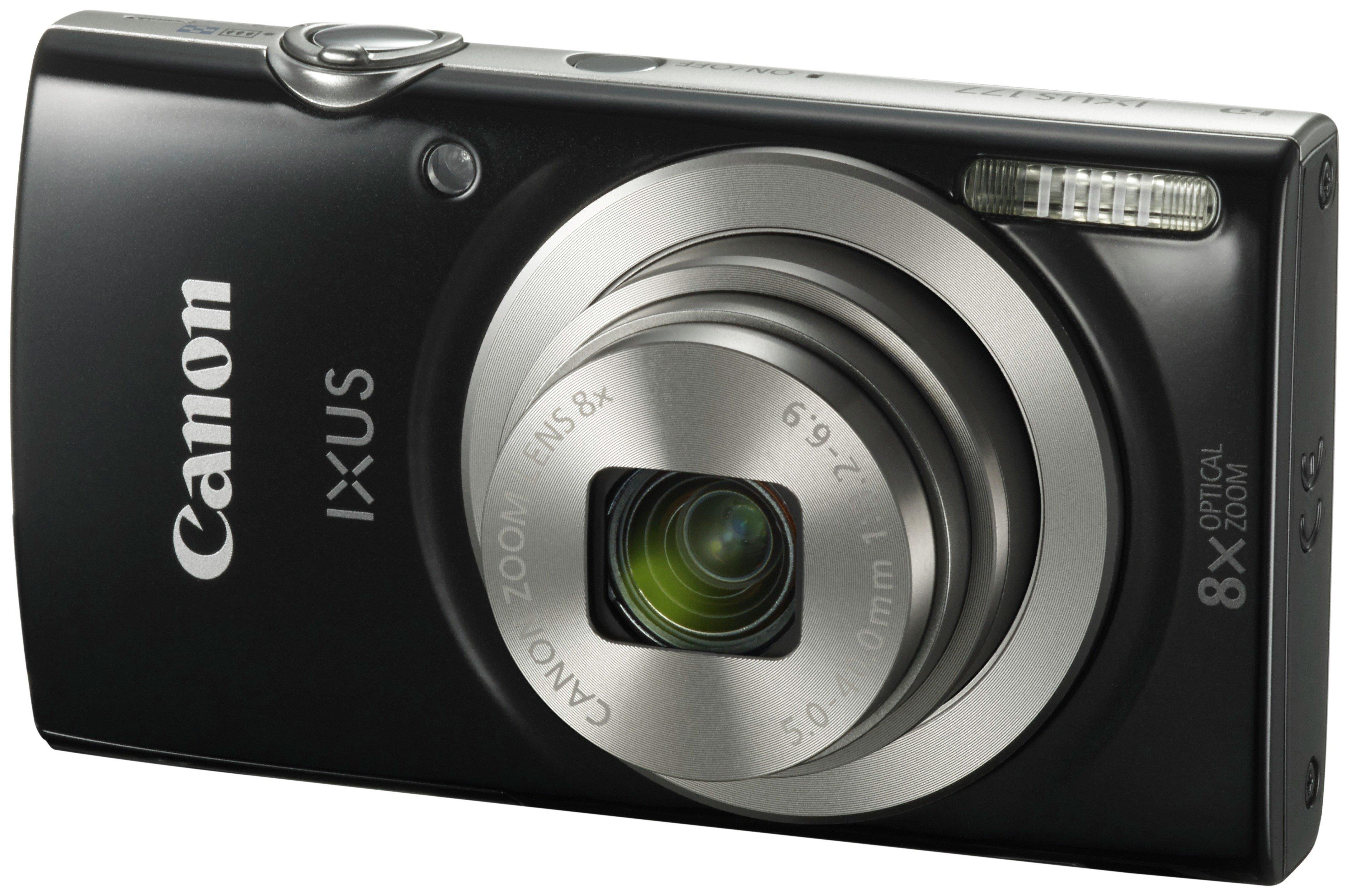 Camera Argos Dslr Cameras buy canon ixus 177 20mp 8x zoom compact digital camera black at argos co uk your online shop for cameras came
