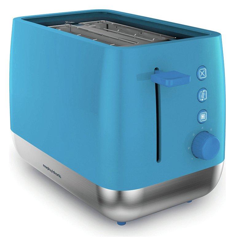 Morphy Richards Chroma 2 Slice Toaster - Iris.