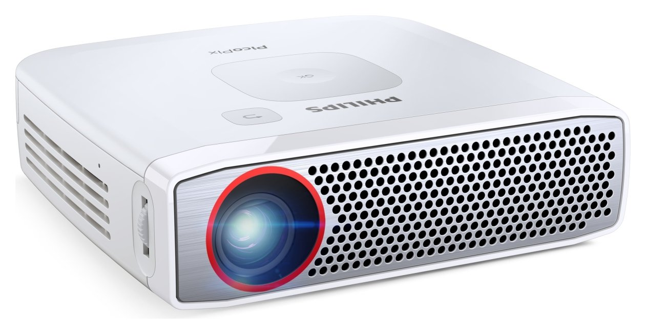 Philips ppx 4835 pocket projector review for Best pocket projector review