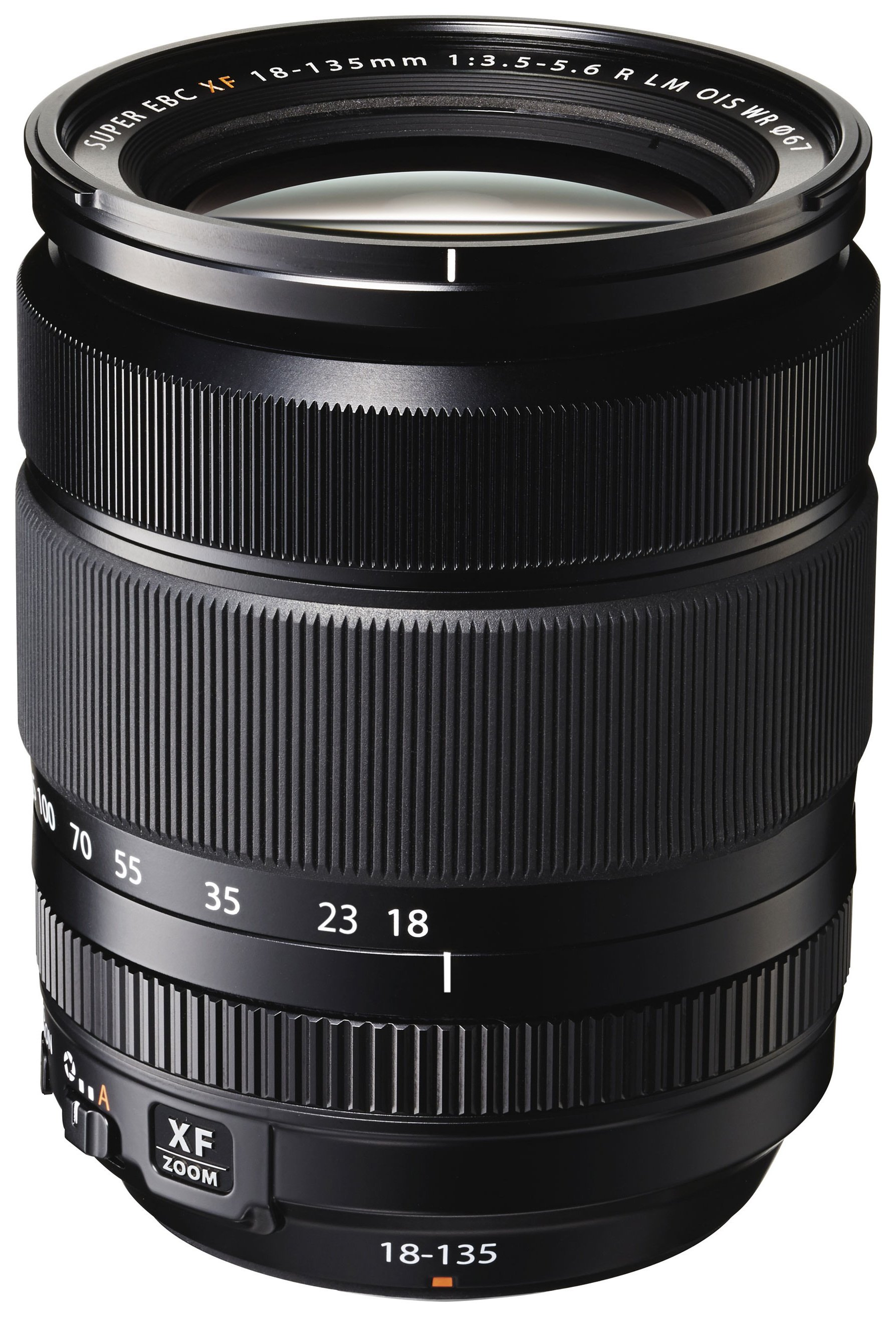 Image of Fujifilm 18-135mm XF Lens.