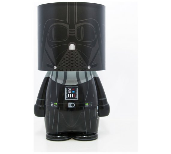 Star Wars Darth Vader Look Alite Lamp