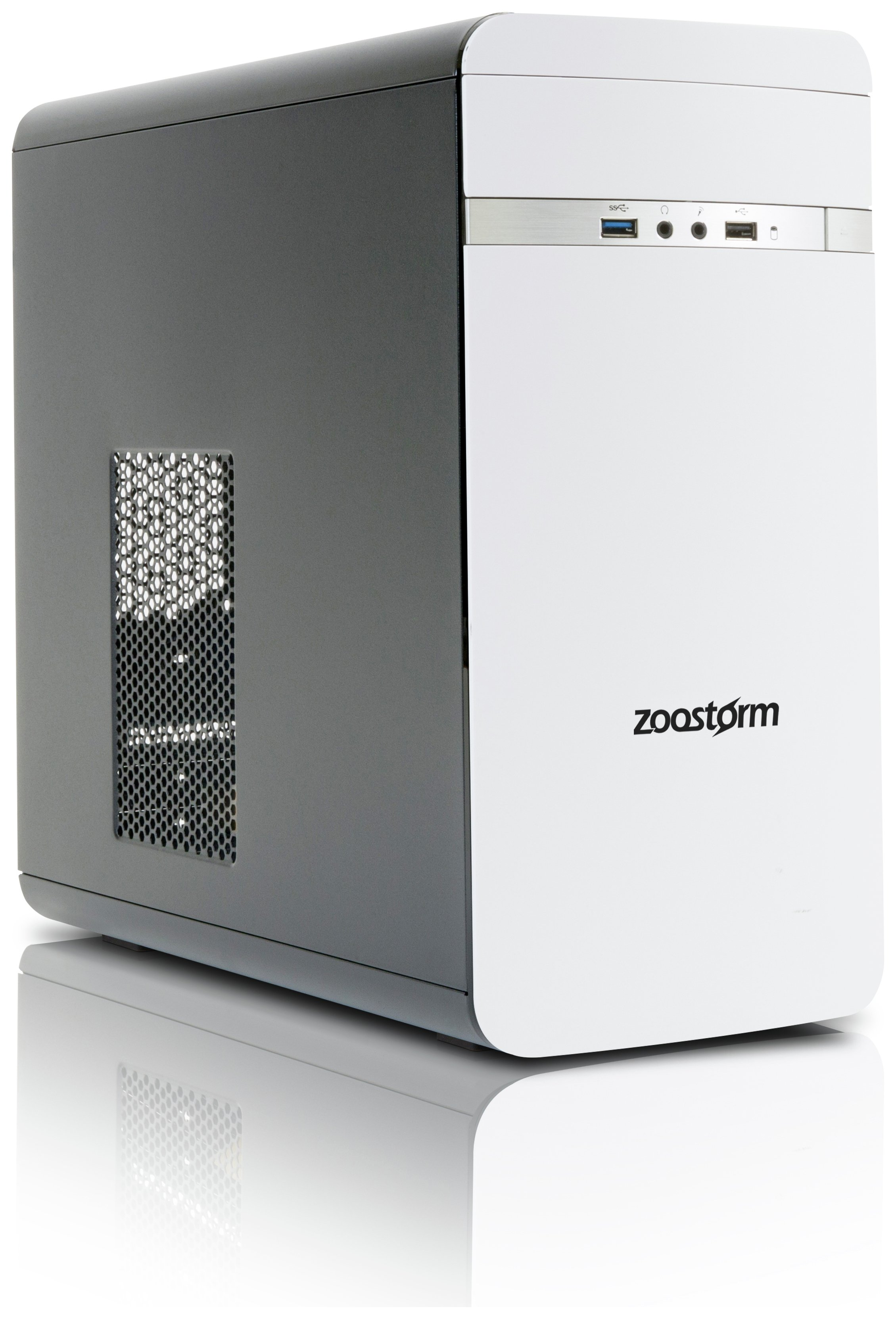 Zoostorm - Desktop PC - Evolve Intel Core i3 8GB 1TB Intel HD