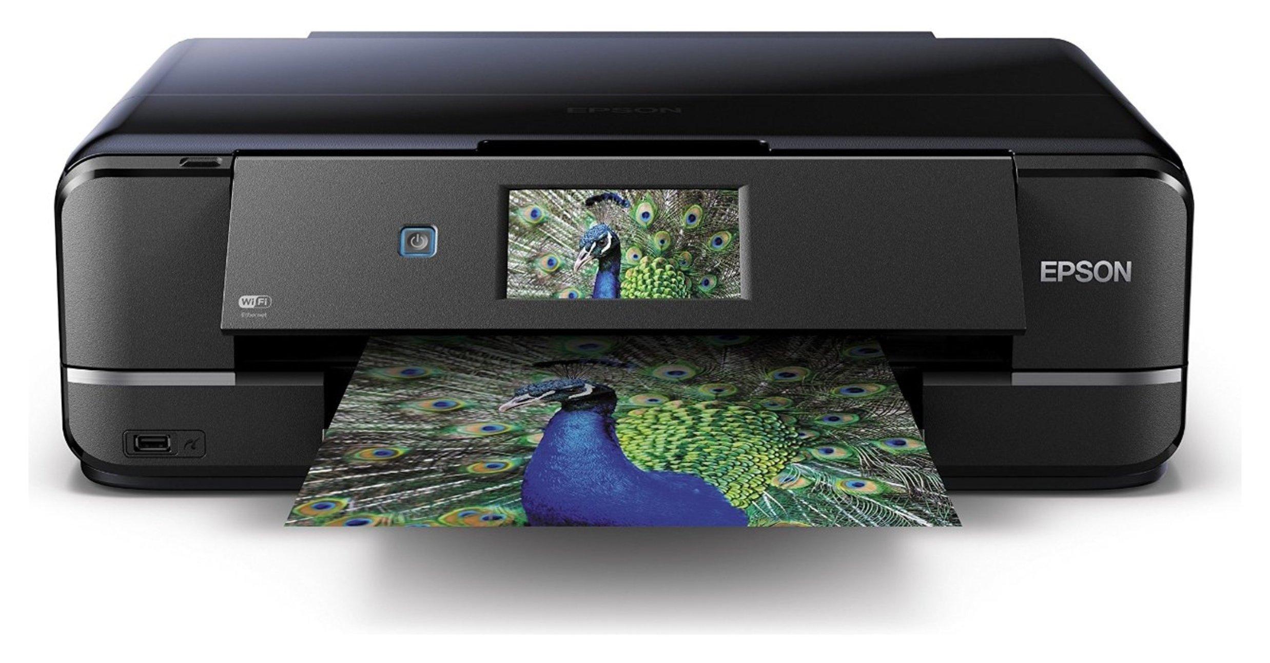 Epson Expression Photo XP 960 Printer.