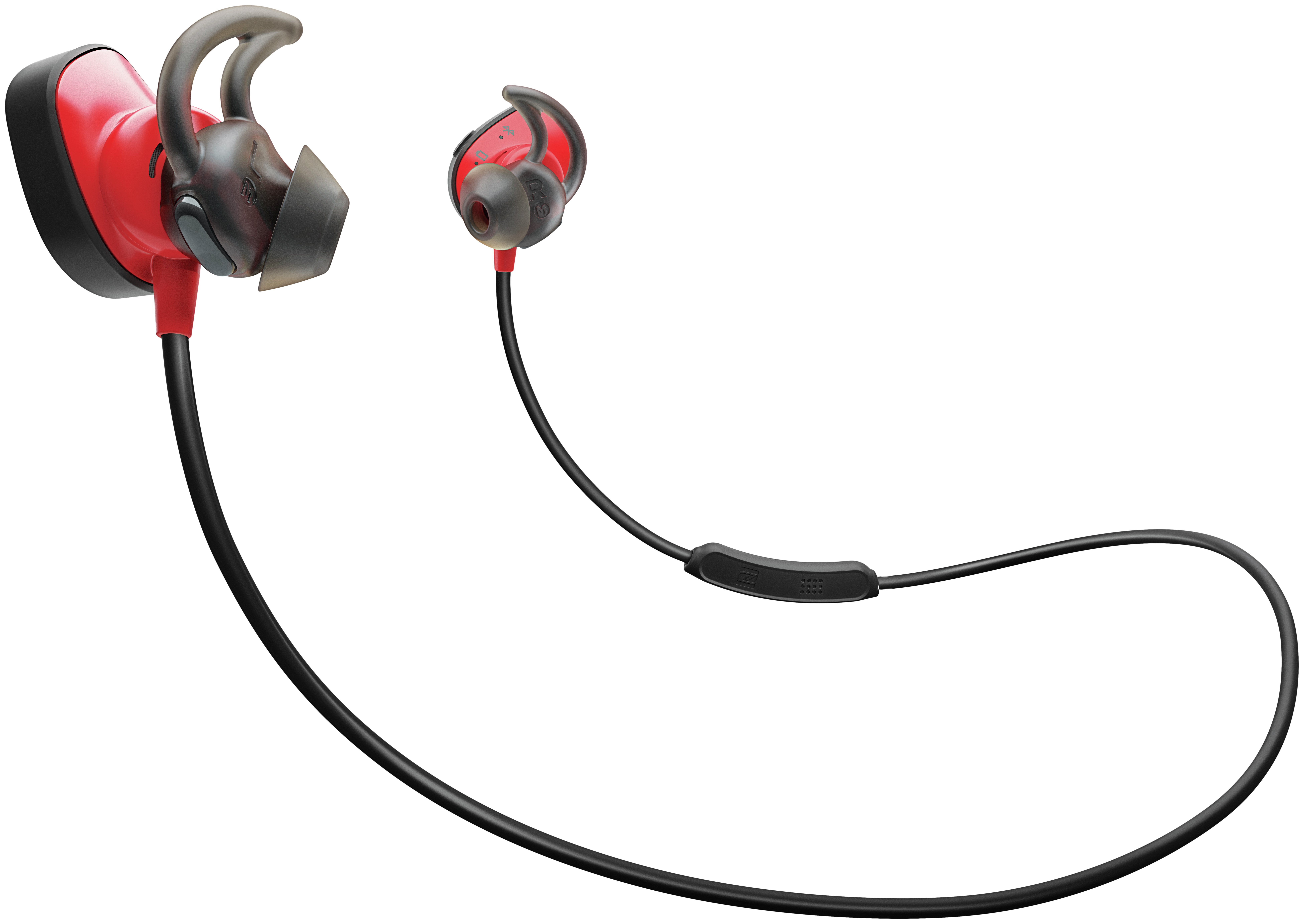 Bose Soundsport Pulse In-Ear Wireless Headphones - Red