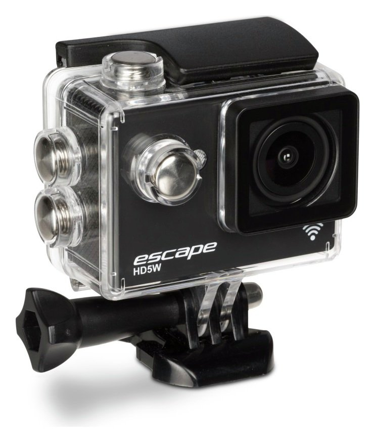 KitVision KitVision Escape HD5W WiFi 1080p Action Camera - Black.