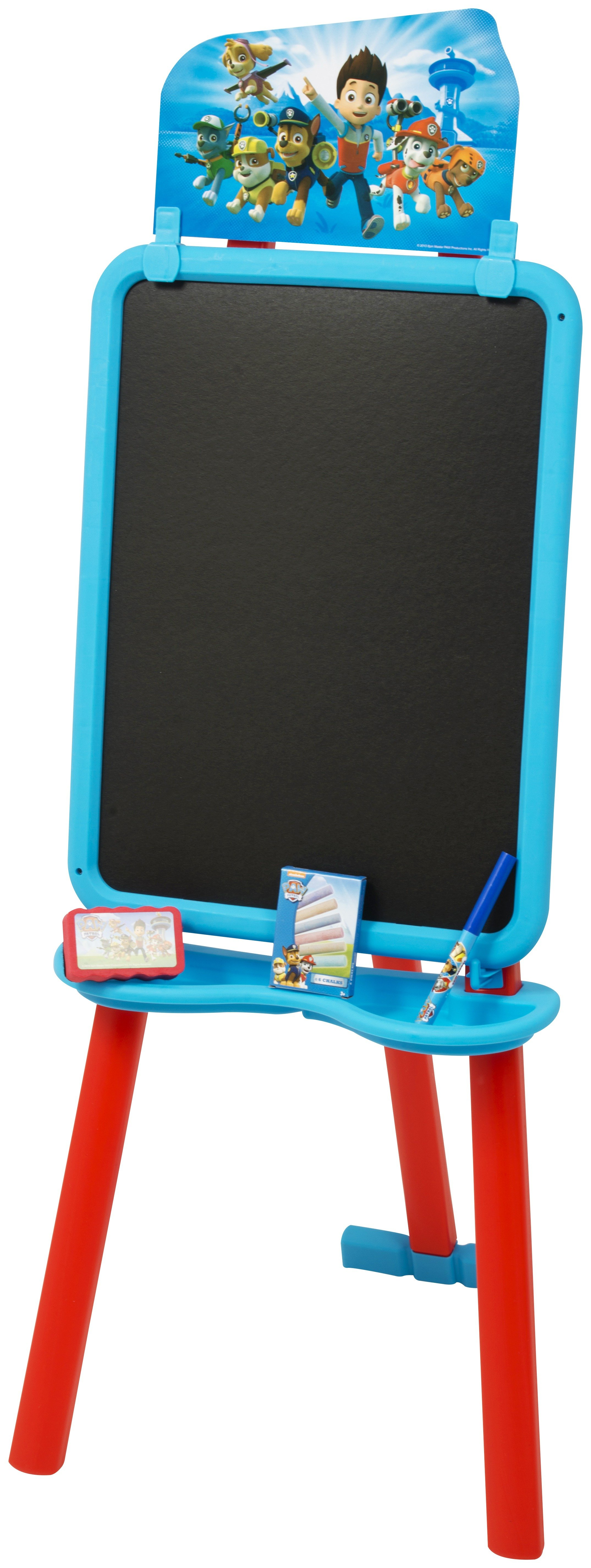 Paw Patrol Easel and Arts & Crafts Bundle - Blue