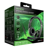XH 100 Wired Stereo Headset - Green.