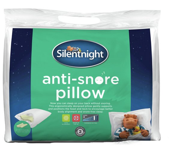 snore closeup technology smart the intelligent products with anti goodnite pillow nitetronic