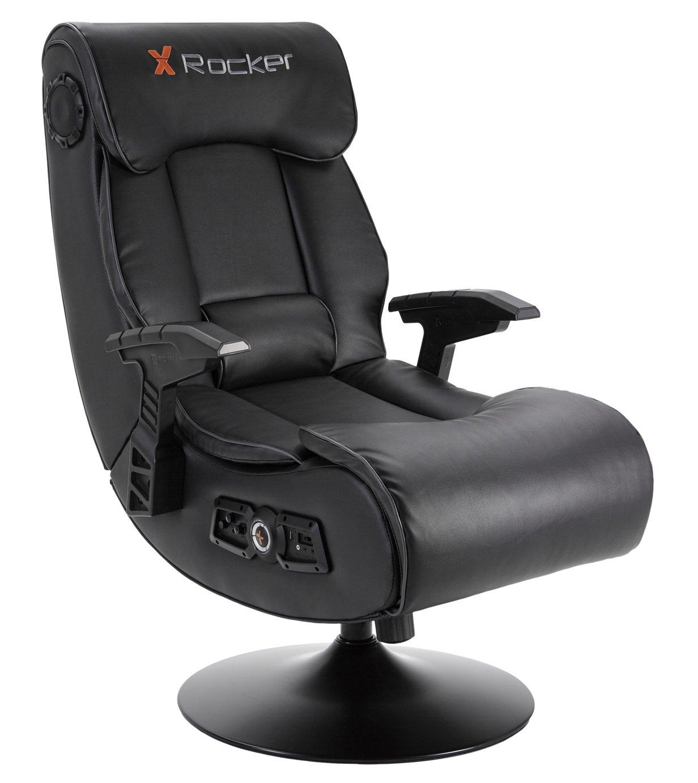 X-Rocker Elite Pro Gaming Chair - PS4 & Xbox One.