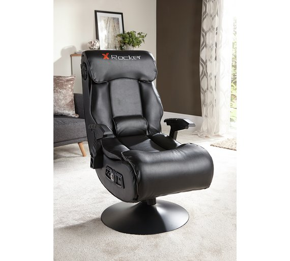 buy x rocker elite pro gaming chair ps4 xbox one. Black Bedroom Furniture Sets. Home Design Ideas