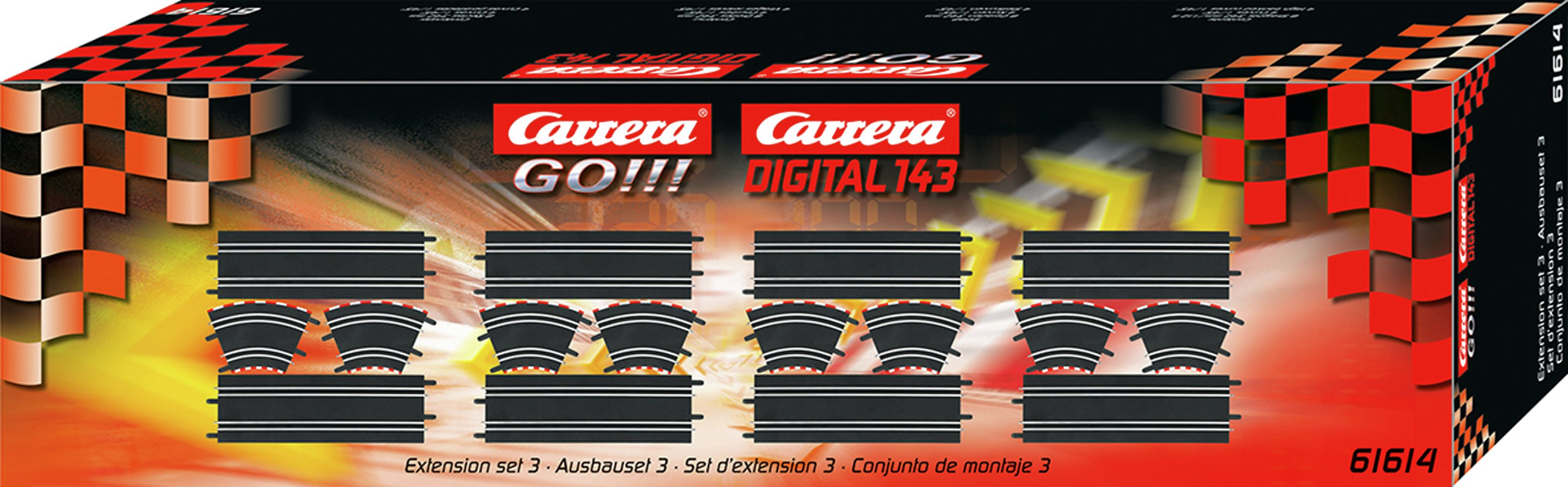Image of Carrera - Go Extension Set 3.