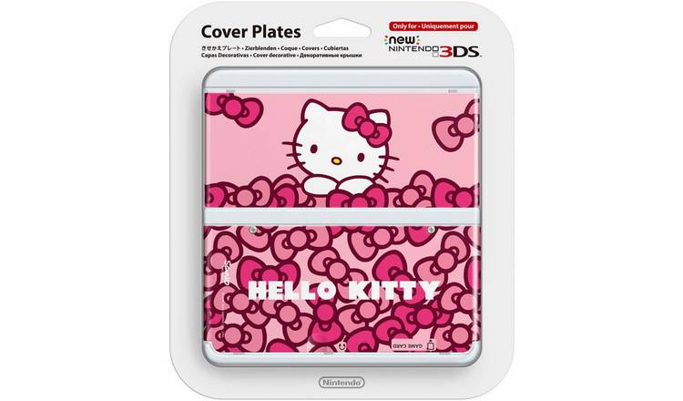 Nintendo 3DS Hello Kitty Cover Plate