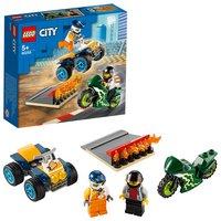 LEGO City Turbo Wheels Stunt Team Set - 60255