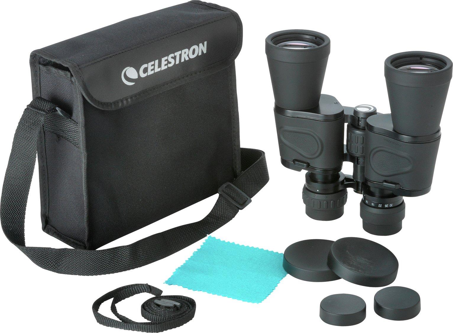 Celestron Upclose G2 10x-30x 50mm Zoom Binoculars