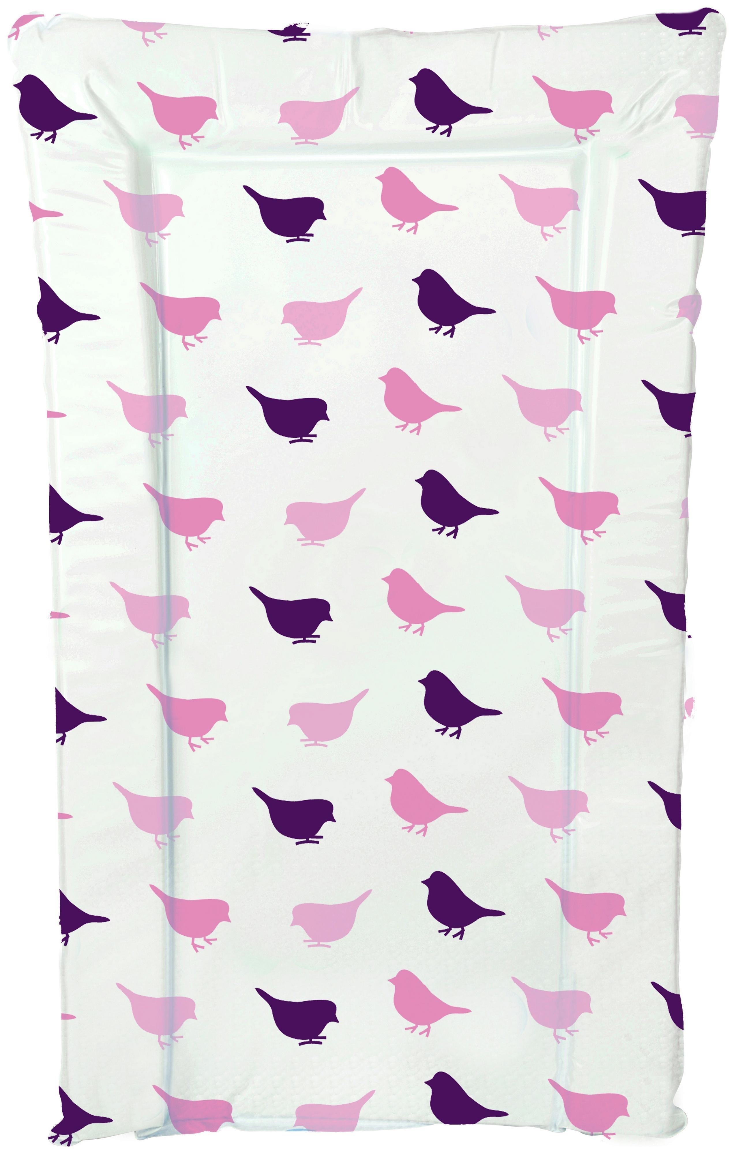 Image of Kit For Kids Pink Bird Change Mat - Large.