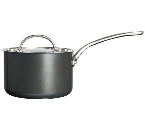 Buy raymond blanc simply perfect 16cm saucepan at for Perfect kitchen cookware