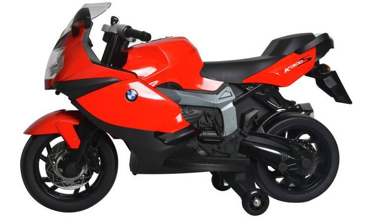 Buy Toyrific BMW Bike 12v Electric Ride On | Battery powered vehicles |  Argos