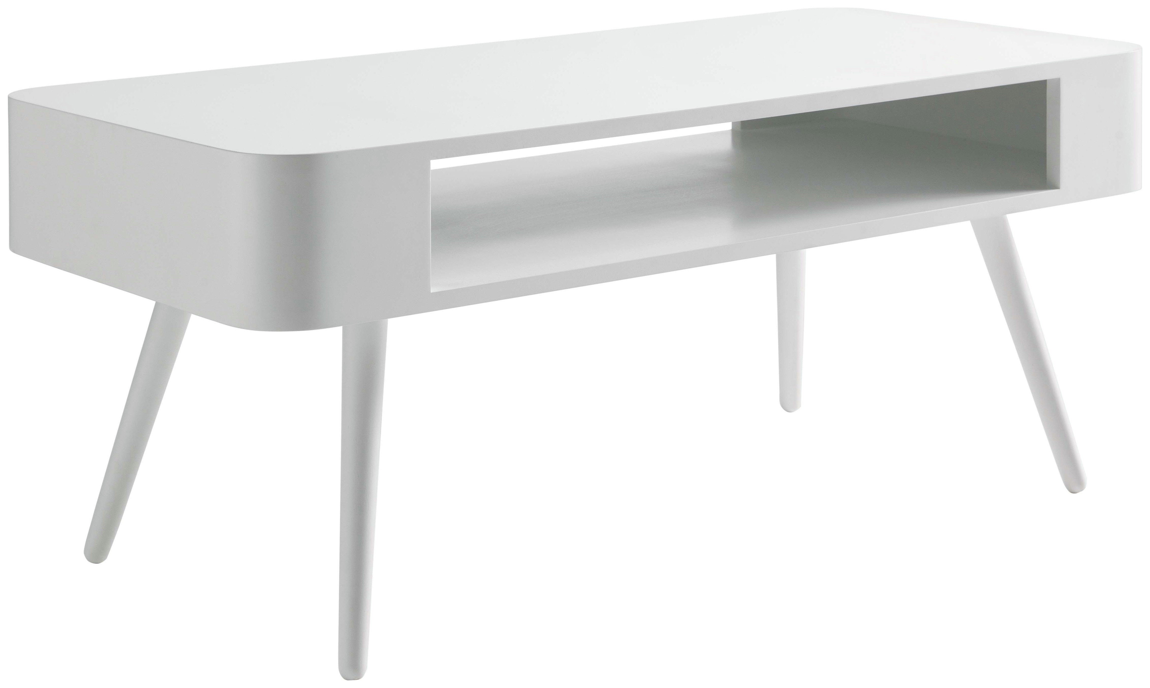 Habitat Bumble Coffee Table - White