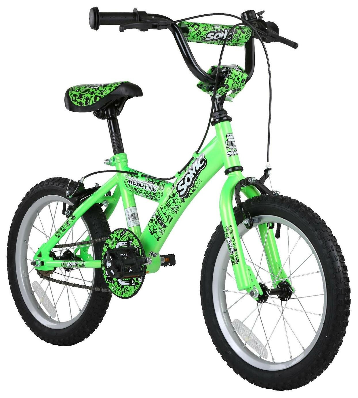 Sonic Robotnic 16 Inch Bike - Unisex