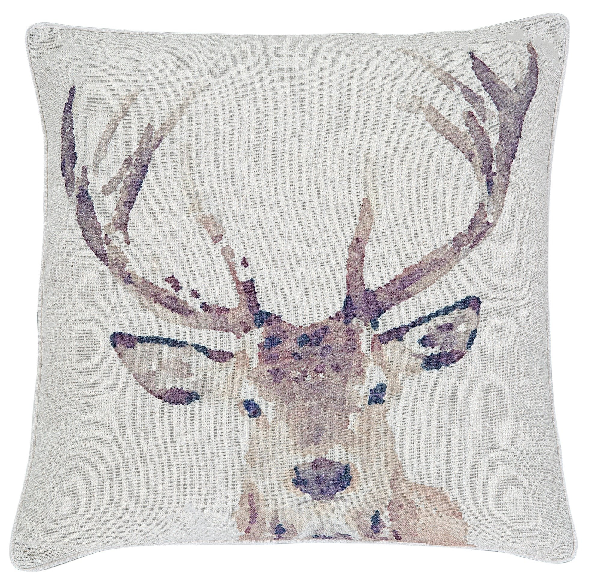 Heart Of House Stag Print Cushion