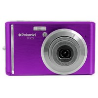 Polaroid - IX828 20MP 8x - Zoom - Compact Camera - Purple