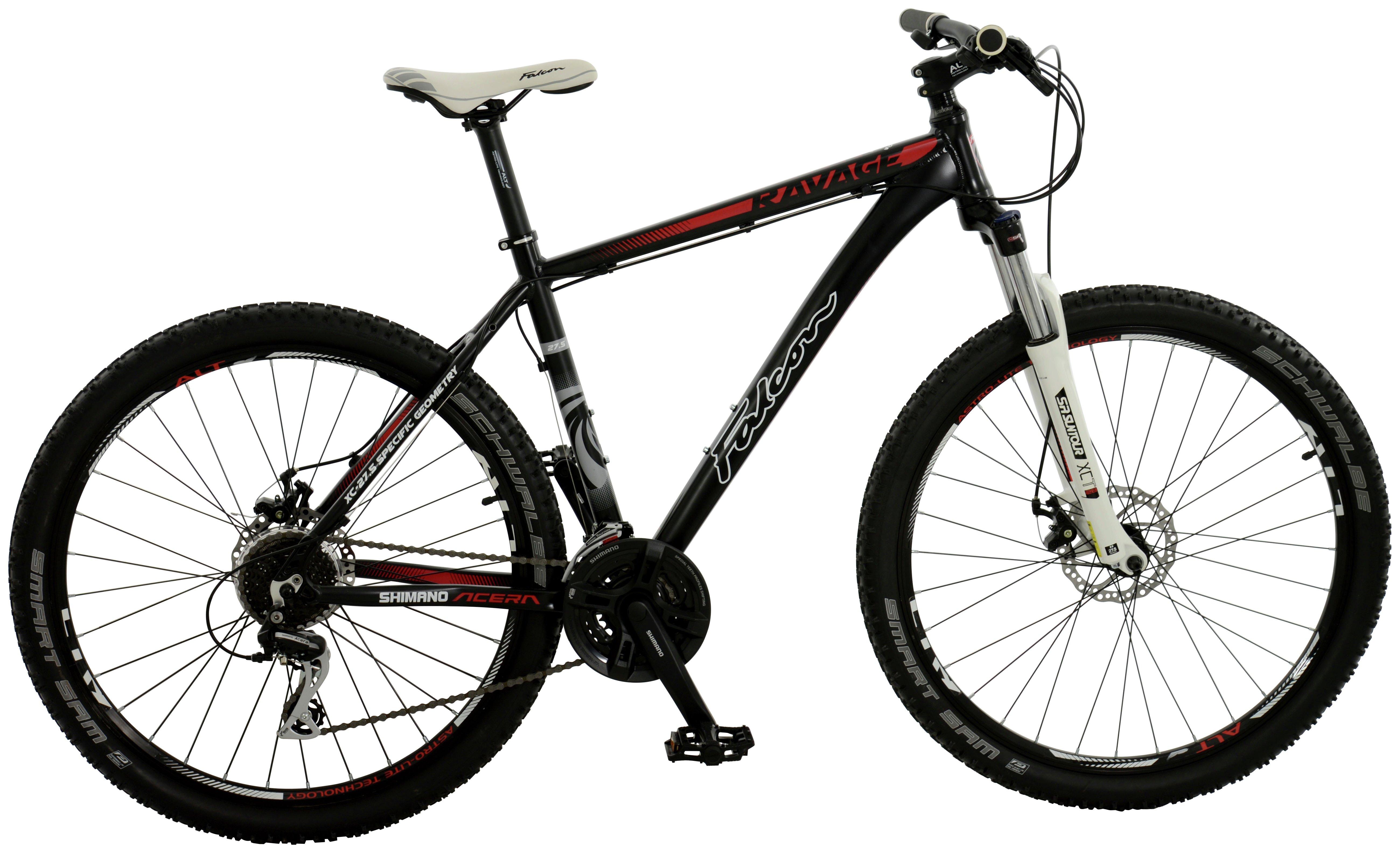 Image of Falcon Ravage Front Suspension Mountain Bike