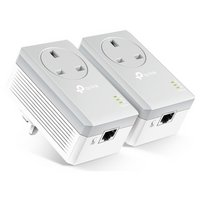 TP-LINK 600Mbps TL-PA4010PKIT Powerline Adapter Kit
