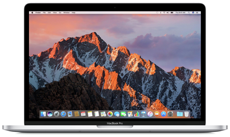 Image of MacBook Pro 2016 13.3 Inch Ci5 8GB 256GB - Silver.