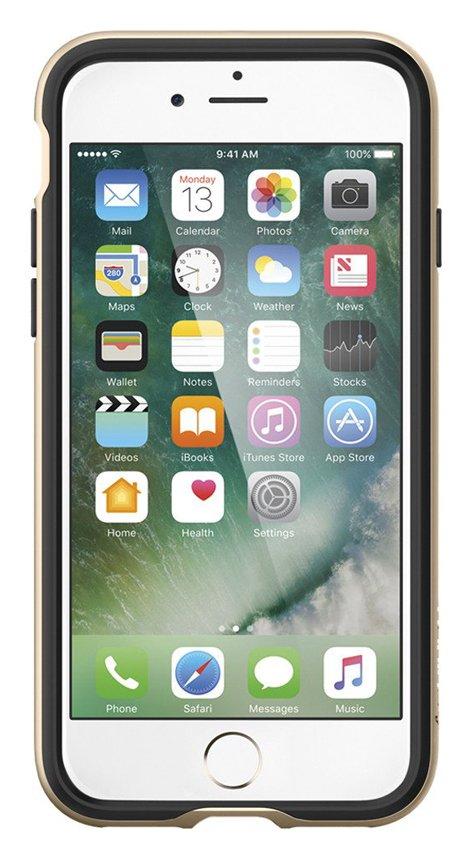 Spigen Spigen Neo Hybrid Apple iPhone 7 Case - Gold.