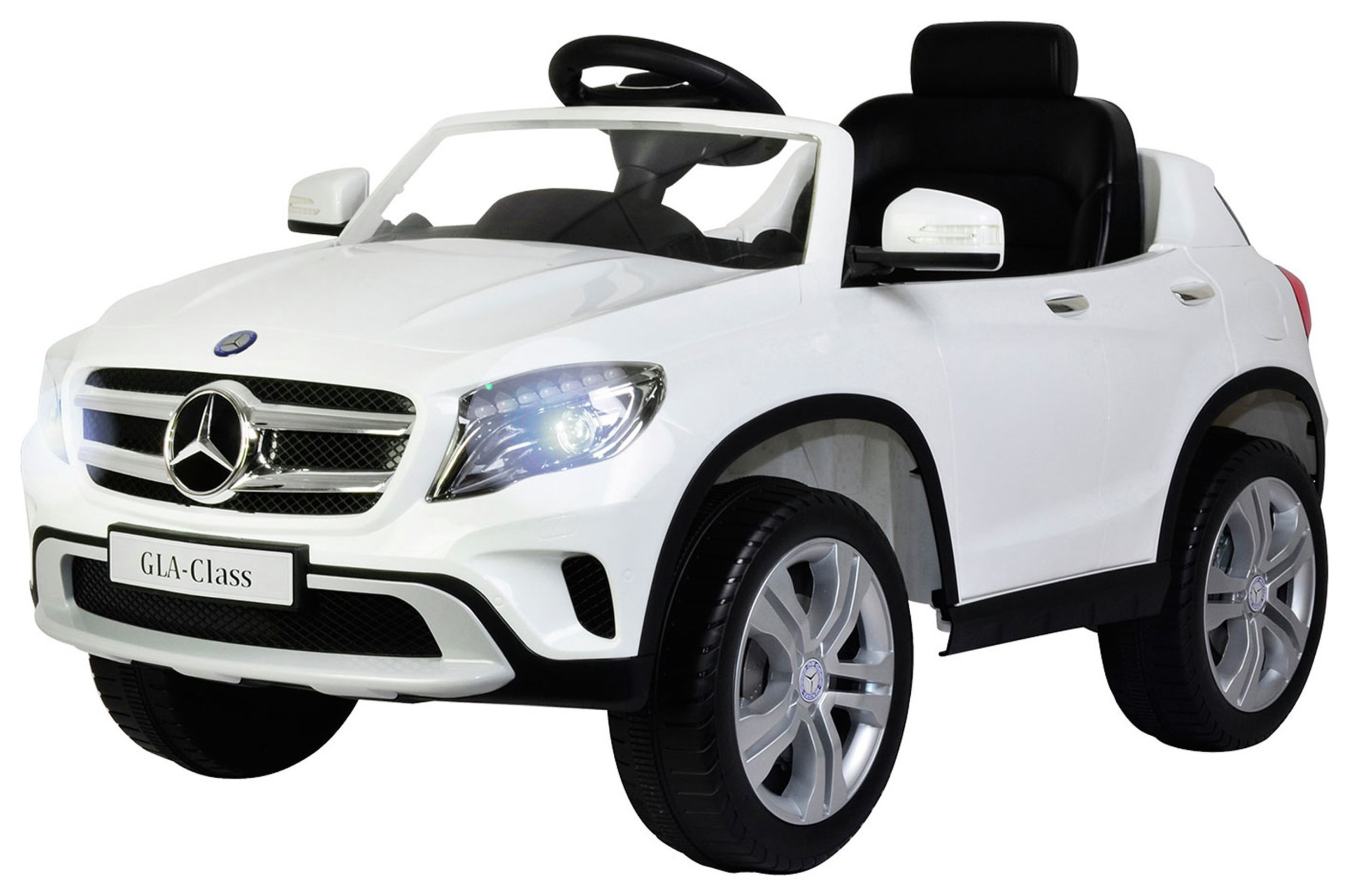 Image of Toyrific Mercedes-Benz GLA 12v Electric Ride On.