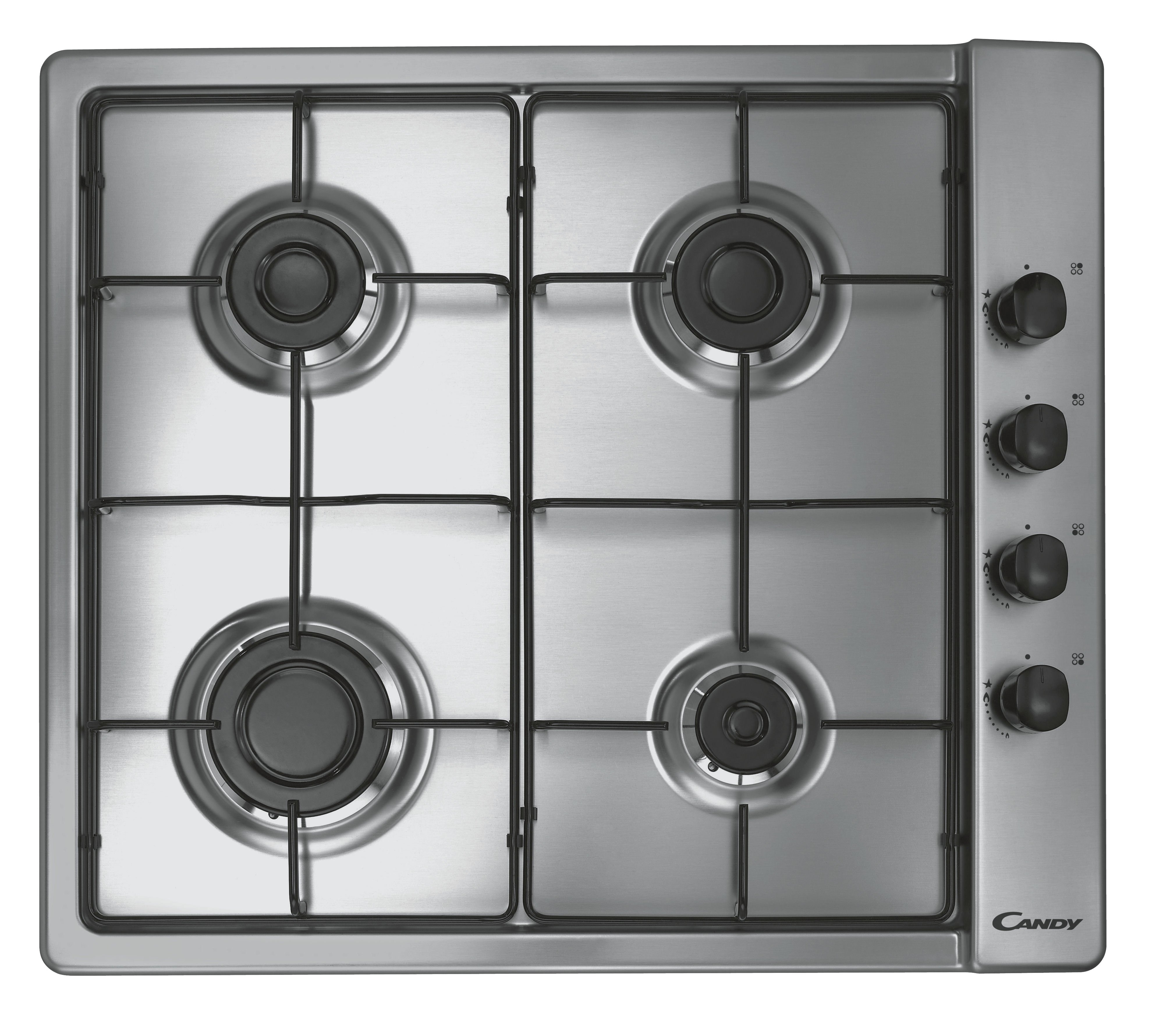 Candy ACOM609XM/CLG64SPX Multifunction Oven and Gas Hob Pack