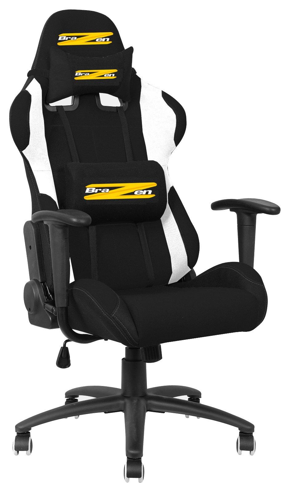 Interactive Minds Brazen Shadow Pro Gaming Chair - Black.
