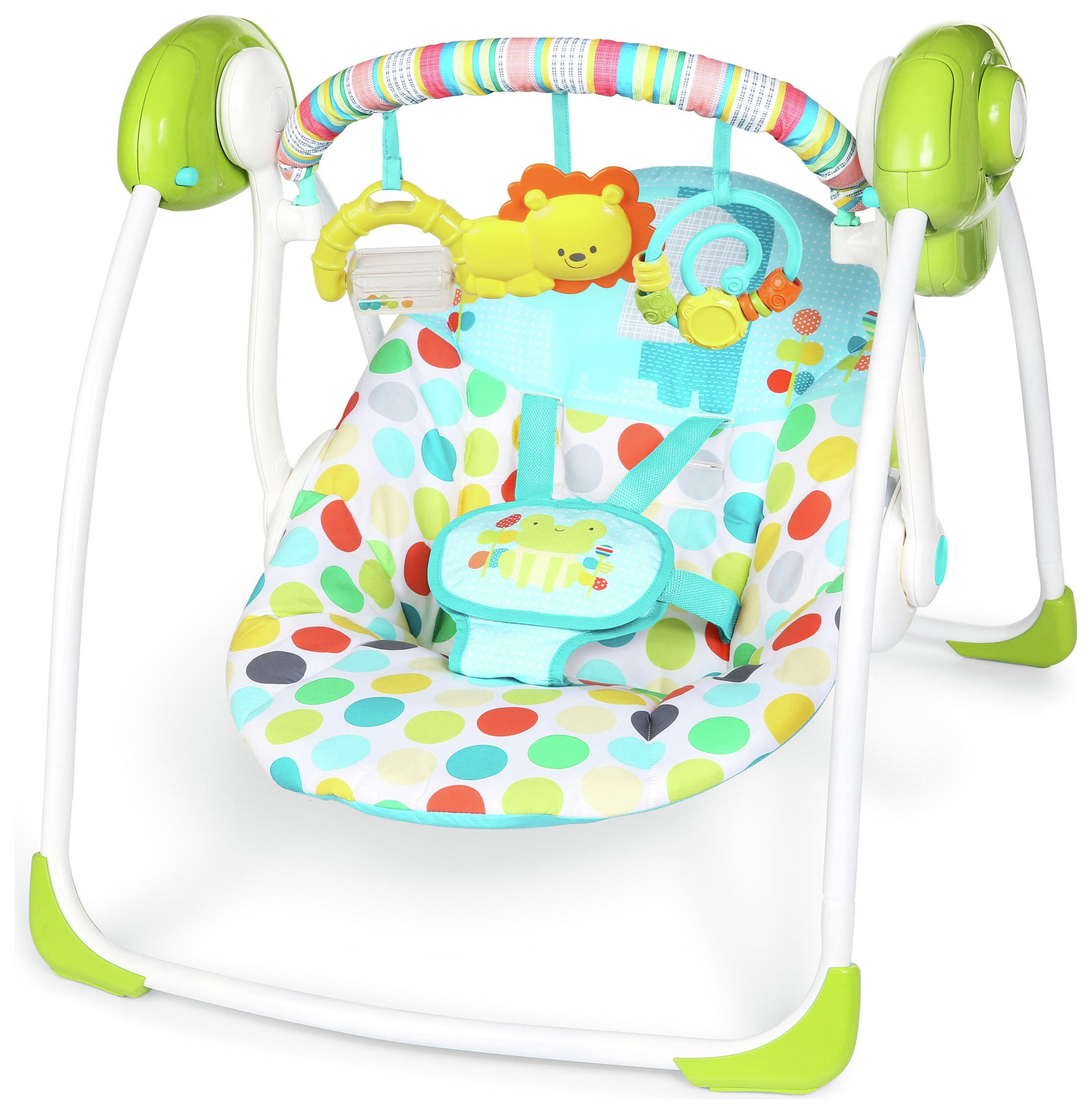 Image of Chad Valley - Circus Friends Portable Swing