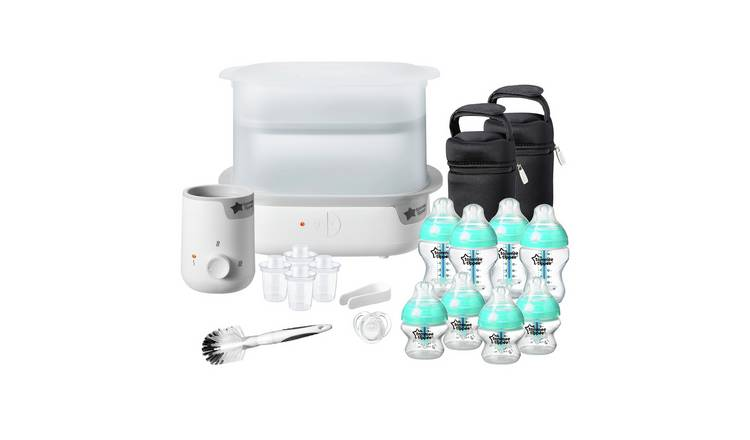 Tommee Tippee Advanced Anti-Colic Complete Feeding Set