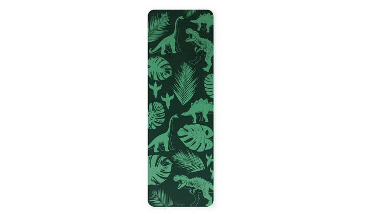 Myga Children's 6mm Thickness Jurassic Jungle Yoga Mat