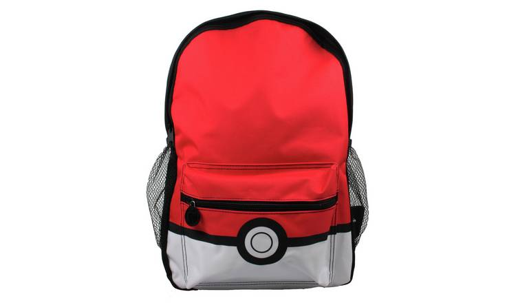 Pokemon Pokeball 8L Backpack - Red