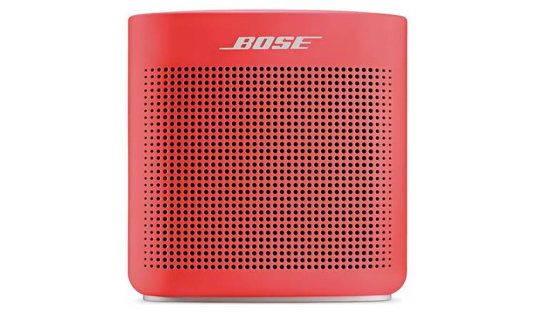 Buy Bose Soundlink Colour II Wireless Portable Speaker - Red | Wireless and  Bluetooth speakers | Argos