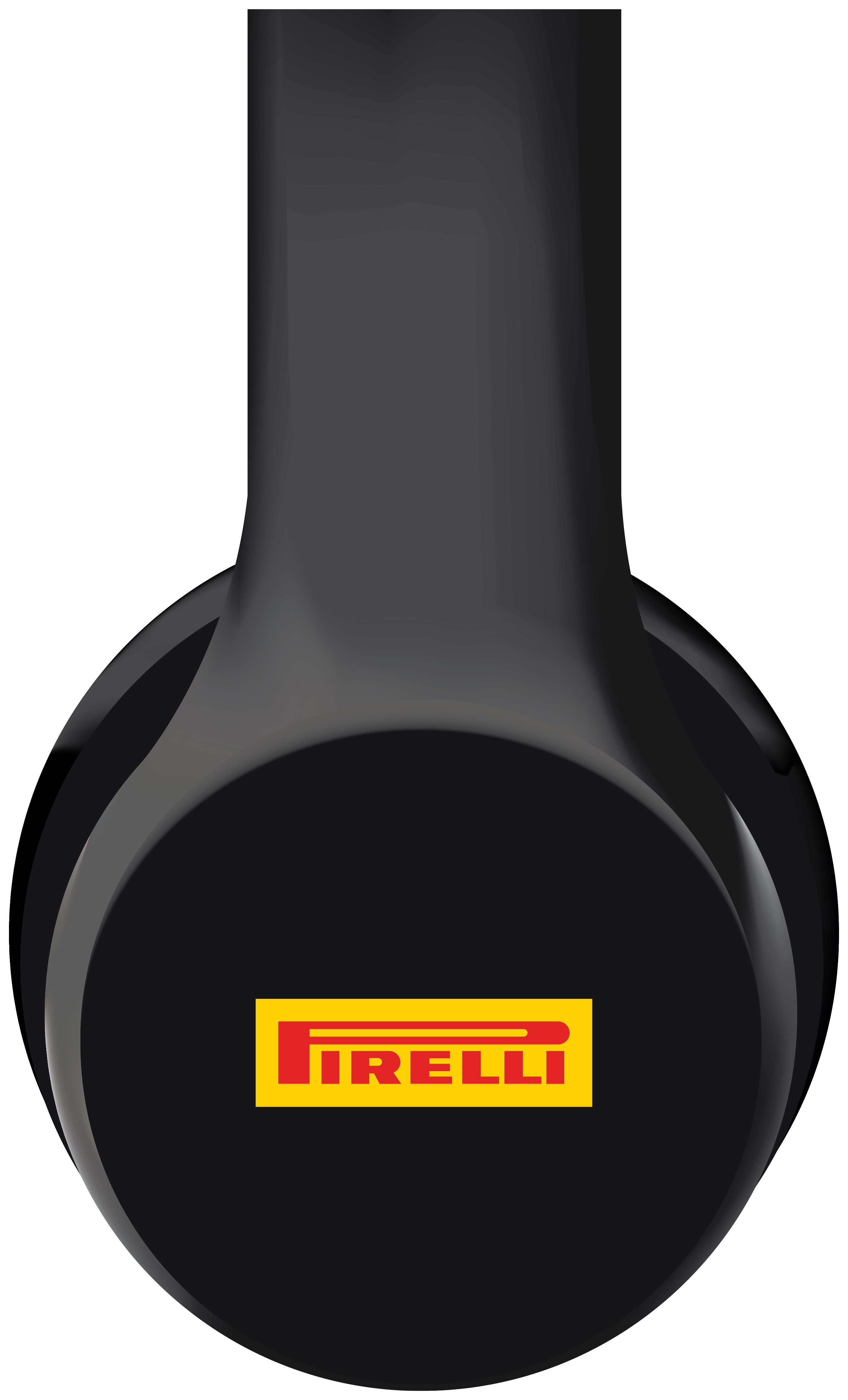 Pirelli Pirelli Scorpion On Ear Headphones - Black.