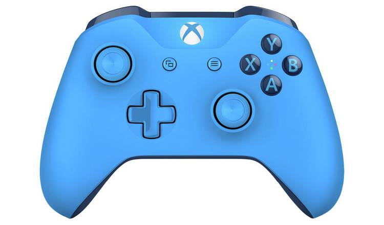 Official Xbox One Wireless Controller - Blue