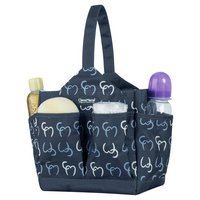 Clevamama - Alessia Baby Change Caddy - Navy