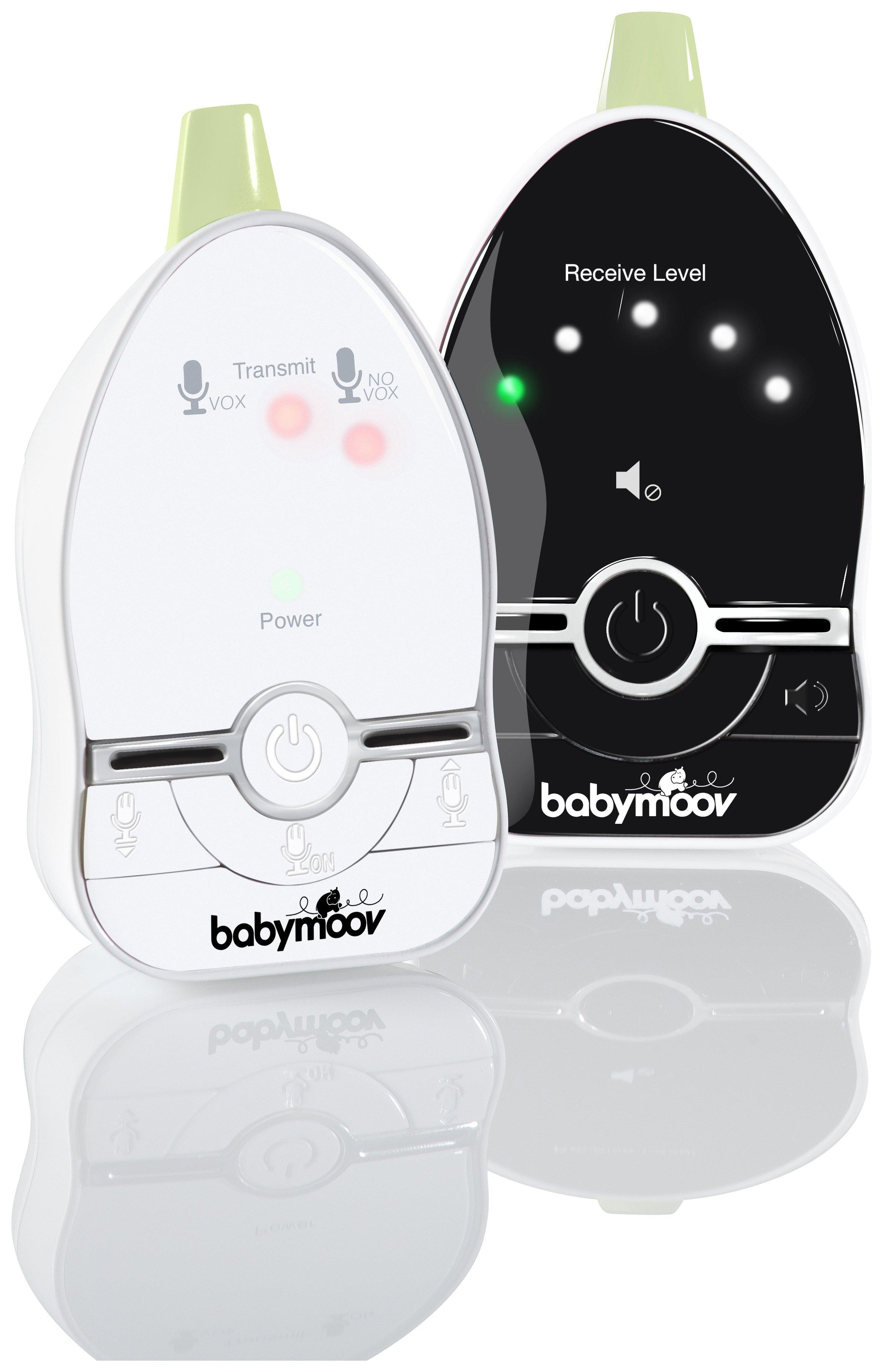 Image of Babymoov - Easy Care Digital Green Babymonitor