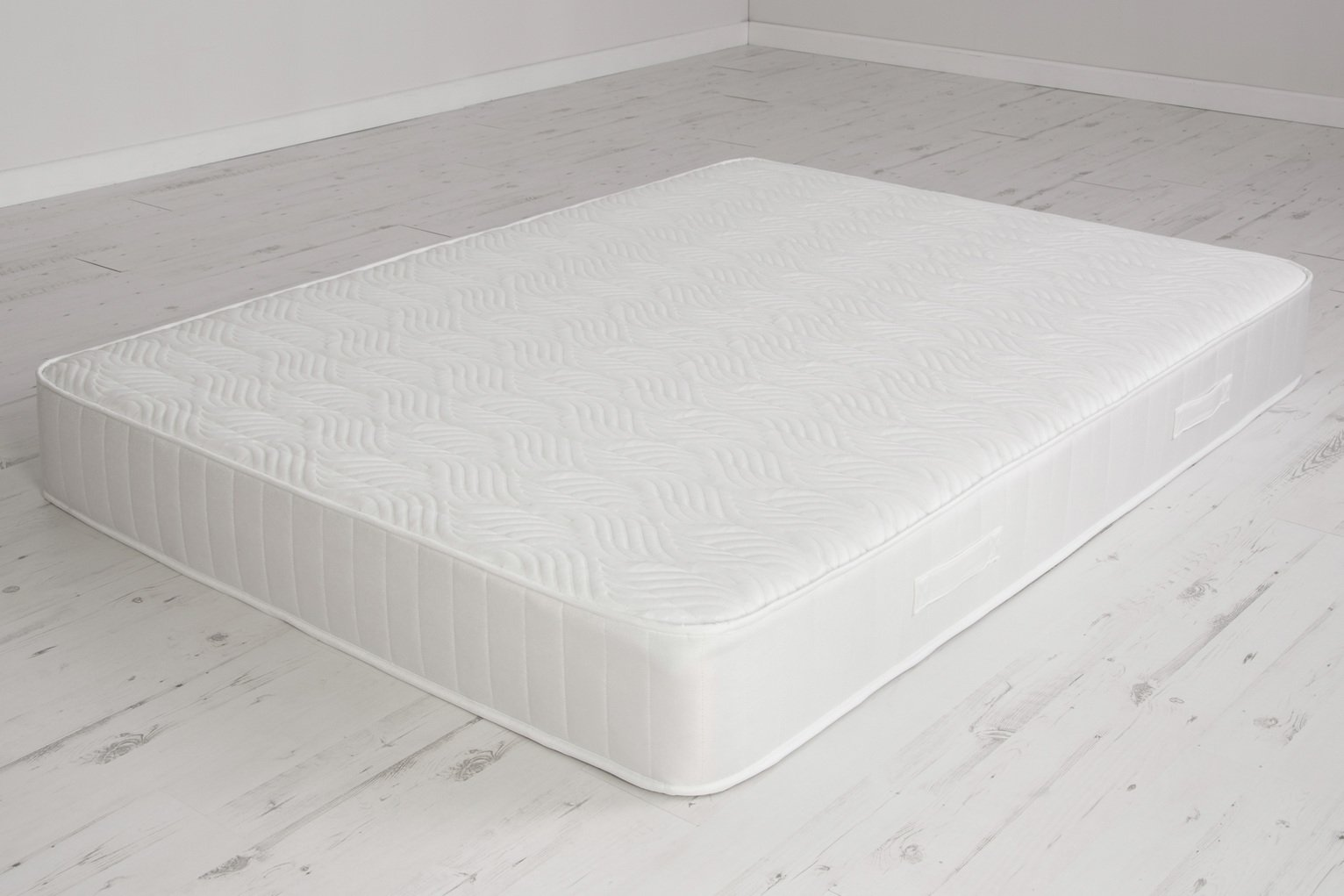 Image of Airsprung - Astall 1500 Memory Foam Small - Double Mattress